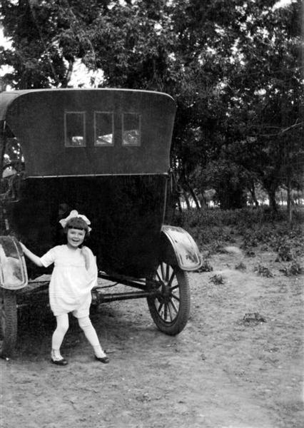 Mother & Model T